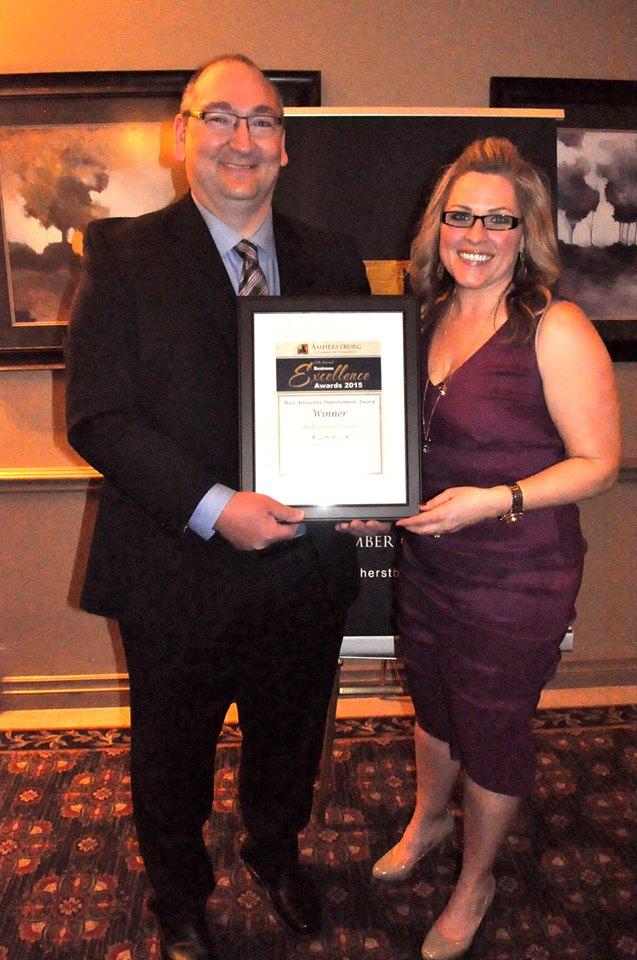 2015 Excellence Award