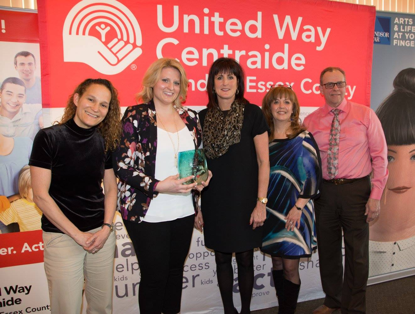 United Ways Awards