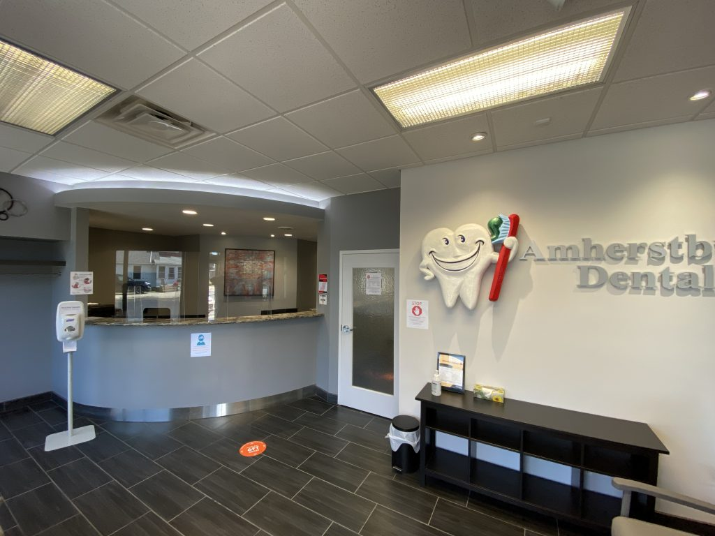 Amherstburg Dental Open and COVID Safety ready for routine dental work Open Dentist